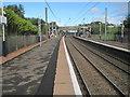 NS2949 : Dalry railway station, Ayrshire by Nigel Thompson