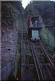 SS7249 : Lynton And Lynmouth Cliff Railway by Stephen McKay