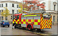 J3374 : Fire, Rosemary Street, Belfast (4) by Albert Bridge