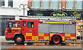 J3374 : Fire, Rosemary Street, Belfast (9) by Albert Bridge