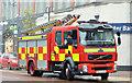 J3374 : Fire, Rosemary Street, Belfast (10) by Albert Bridge