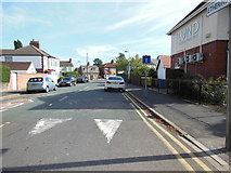 TA0832 : Etherington Road off Beverley Road, Hull by Ian S
