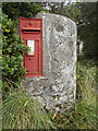 SW7014 : The Lizard: postbox № TR12 69, Mile End by Chris Downer