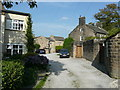 SE2039 : Cul-de-sac off London Lane, Rawdon by Humphrey Bolton