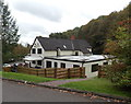 ST3190 : North side of the Usk Vale bar and restaurant, Malpas, Newport by Jaggery