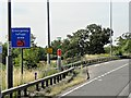 SP1879 : Southbound M42, Emergency Refuge Area 6388B by David Dixon