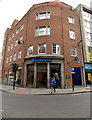 SJ4912 : Barclays Bank, Shrewsbury by Jaggery