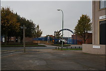TA0827 : The Boulevard Unit Factory Estate by Ian S