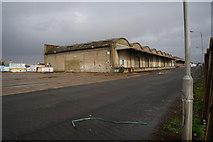 TA0827 : Warehouse G on Albert Dock, Hull by Ian S
