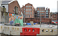 J3374 : Bank Square, Belfast (2) by Albert Bridge