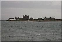 SD2363 : Piel Island from Roa Island by Rob Farrow