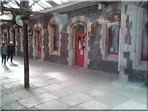 SO7845 : Great Malvern railway station by Rob Purvis