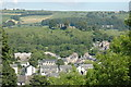 SD5292 : Kendal Castle from Castle Howe by Tim Hodgins