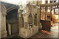 TL1407 : Shrine of St.Amphibalus by Richard Croft