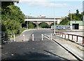 SE1021 : Century Road road closure by Humphrey Bolton