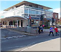 ST2995 : From Lloyds TSB to Lloyds Bank in Cwmbran by Jaggery