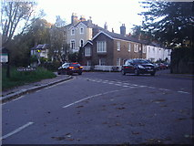 TQ2686 : Vale of Health at the junction of East Heath Road by David Howard