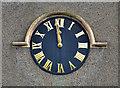 J4669 : Church clock, Comber by Albert Bridge