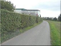 TR2856 : Little Britten, Chalk Pit Lane by John Baker
