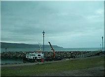 D3115 : The Workboat MV Felsted at Glenarm Harbour by Eric Jones