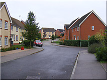 TM3763 : Tennyson Road, Saxmundham by Adrian Cable
