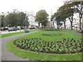 TQ2904 : Palmeira Square looking West by Paul Gillett