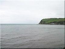 D3115 : Lady's Hill seen across Glenarm Bay by Eric Jones