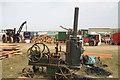 ST9310 : Great Dorset Steam Fair 2013 - steam engine by Chris Allen