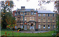 TQ2889 : Former hospital building, Woodside Park by Julian Osley