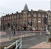 ST1875 : The Great Western pub, Cardiff by Jaggery