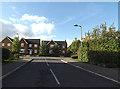 TM3763 : Tennyson Road, Saxmundham by Adrian Cable