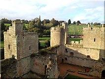 TQ7825 : Bodiam Castle by John H Darch