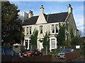 NS9668 : 1892 house on Glasgow Road by M J Richardson