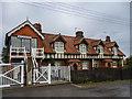 TF6628 : Wolferton Station, Norfolk by Christine Matthews