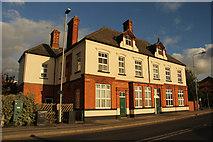 SK7954 : Former Midland Hotel by Richard Croft
