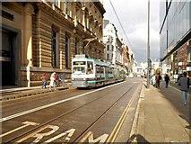 SJ8498 : Mosley Street, Manchester by David Dixon