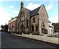 SO4593 : United Reformed Church in Church Stretton  by Jaggery