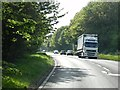 TQ8952 : HGV on Ashford Road by David Dixon