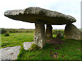 SW4233 : Lanyon Quoit by Chris Gunns