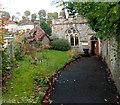 ST5777 : Parish office, Holy Trinity, Westbury-on-Trym by Jaggery