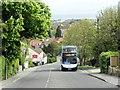 TR1065 : Stagecoach Bus Climbing Borstal Hill by David Dixon