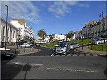 TQ8109 : Wellington Square, Hastings by PAUL FARMER