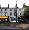 ST3088 : Howells Solicitors office in Bridge Street, Newport by Jaggery
