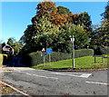 SO4593 : Watling Street North, Church Stretton by Jaggery