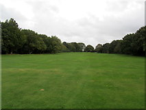 TR1758 : On Canterbury Golf Course by Chris Heaton
