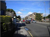 SE1842 : Otley Road, Guiseley (2) by Richard Vince