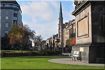 NT2574 : George Street from St Andrew Square, Edinburgh by Jim Barton
