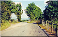 NY6325 : View eastward from A66 at site of former Kirkby Thore station, 2000 by Ben Brooksbank