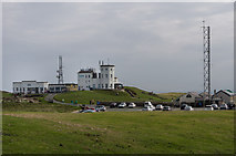 SH7683 : Great Orme summit complex by Ian Capper
