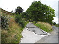 SD9904 : Colt Hill Lane/Ladcastle Road, Uppermill by John Topping